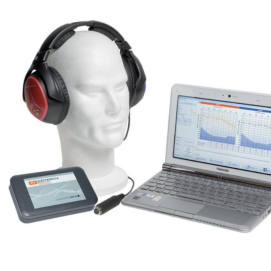 Audiometre 600M Electronica Medical